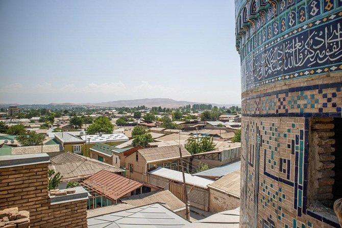 Great Silk Road in Tajikistan: Northern, 4 days