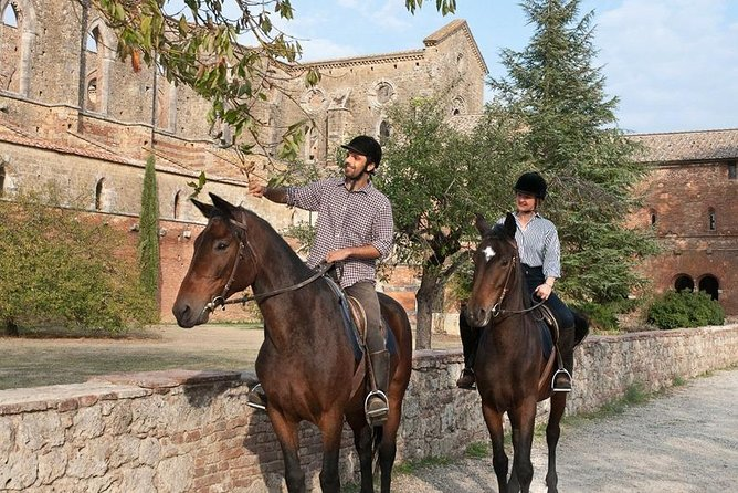 Horse Riding in Tuscany for Experienced or Beginner Riders