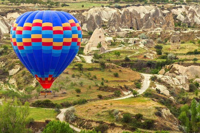Full-Day Cappadocia Private Red Tour with Balloon Ride