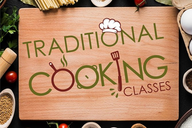 """Open Demonstration Cooking Class & Lunch Buffet with local """"Meze"""" and Wine"""