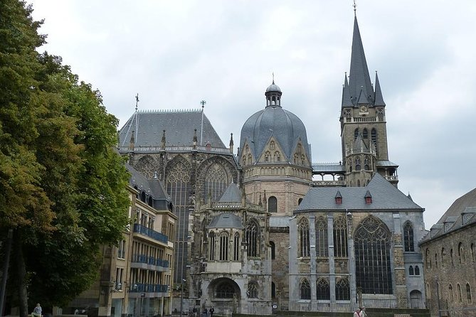 Aachen Private Walking Tour