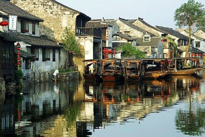 Xitang Water Town Self-Guided Tour with Private Transfer from Hangzhou