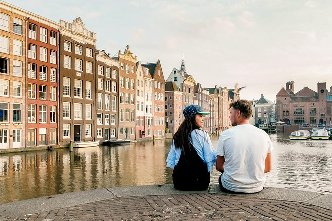 Amsterdam Instagram Photoshoot By Local Professionals