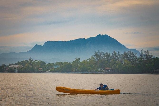 Sunrise Kayak in Borneo