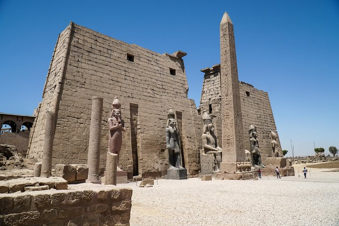 Luxor Temple Grand Tour- private half day tour