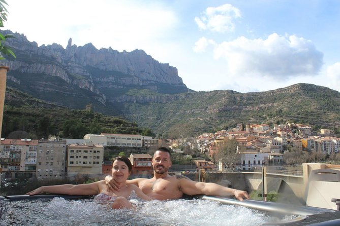 60/90 minute Spa Circuit with massage, food and panoramic views