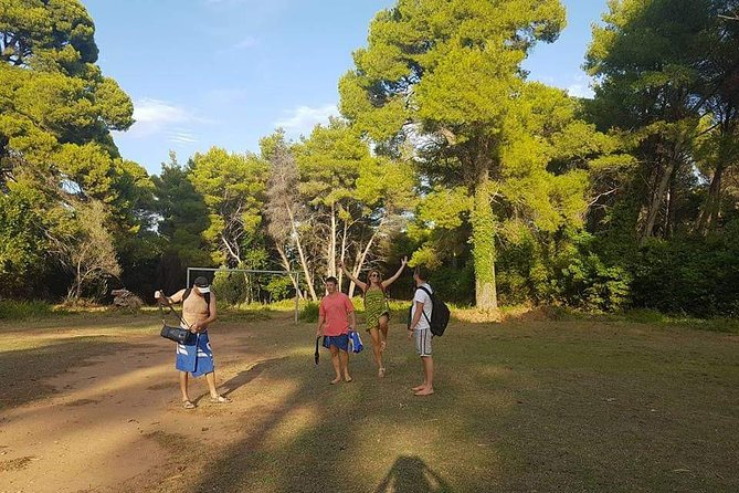 Hiking and Swimming at Kolocep Island