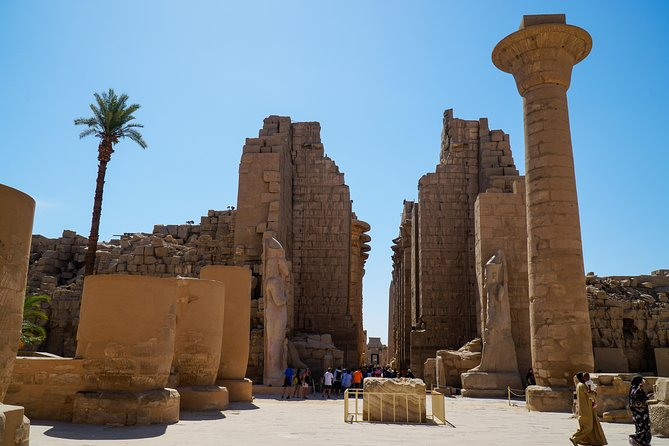 Karnak Temple- City of Gods and Rulers (private half day tour)