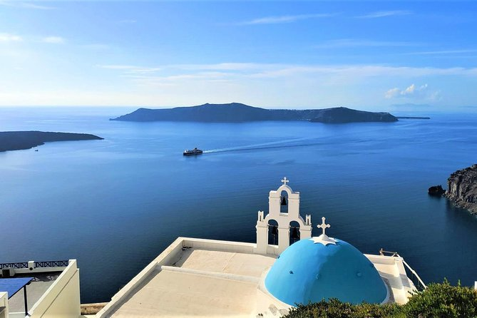 Full-Day Tour in Santorini by Minibus