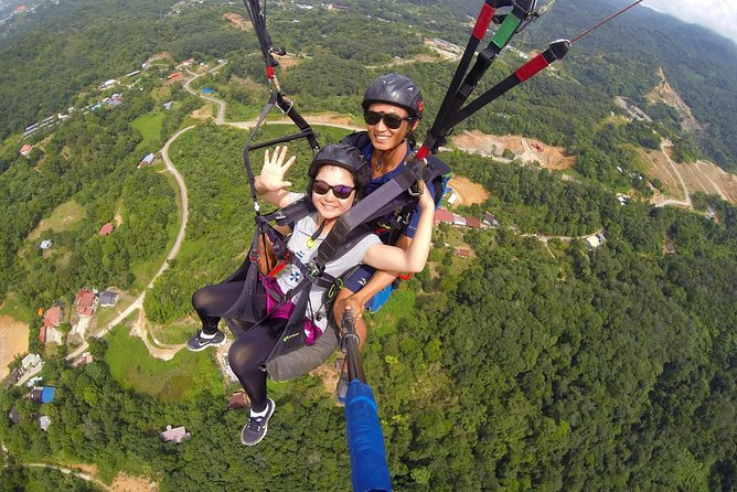 Full-Day Tour to Ranau from Sabah with Paragliding and Lunch