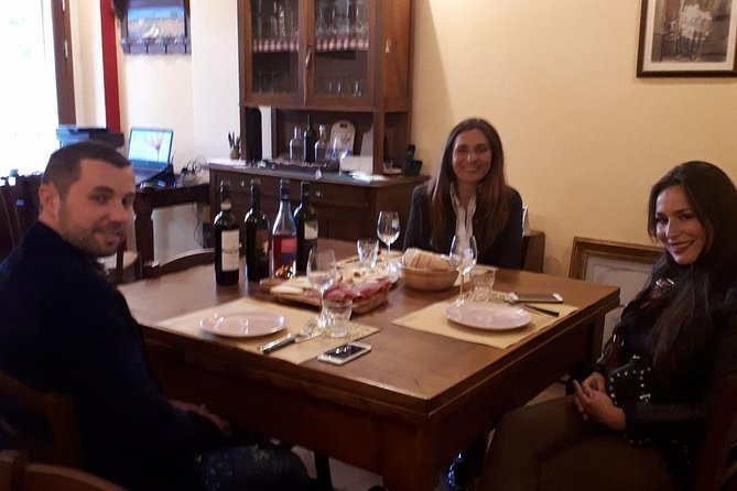 Standard wine tasting at Barbadoro winery close to Florence