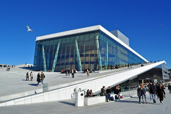 Full-Day Oslo Tour Including City, Nature, and Fortress
