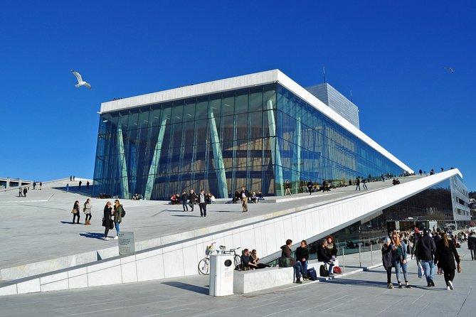 Tour de dia inteiro em Oslo incluindo cidade, natureza e fortaleza