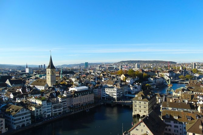 Zurich private walking tour