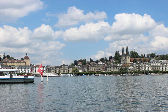 Lucerne Private Walking Tour