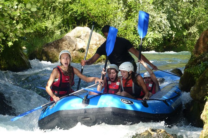Full Day Rafting Adventure on Cetina River!