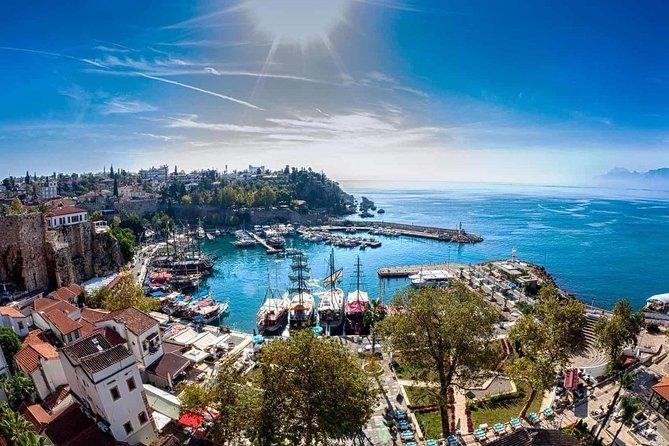 Antalya Old City, Museum, Waterfall Tour