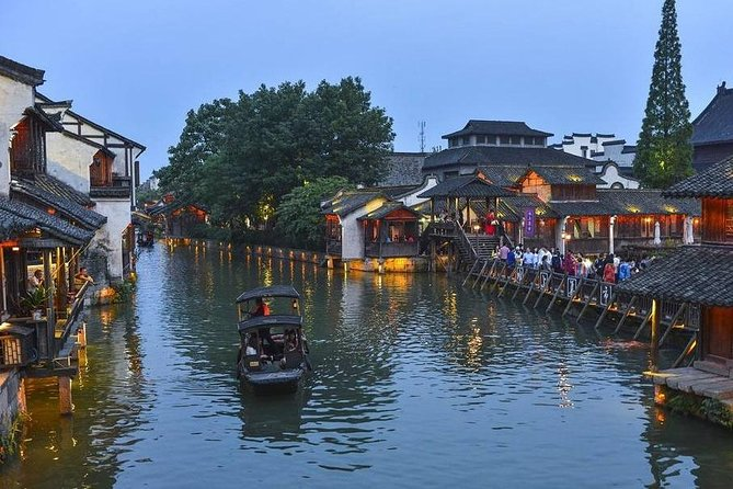 Wuzhen & Xitang Water Town Self-Guided Tour with Private Transfer from Hangzhou