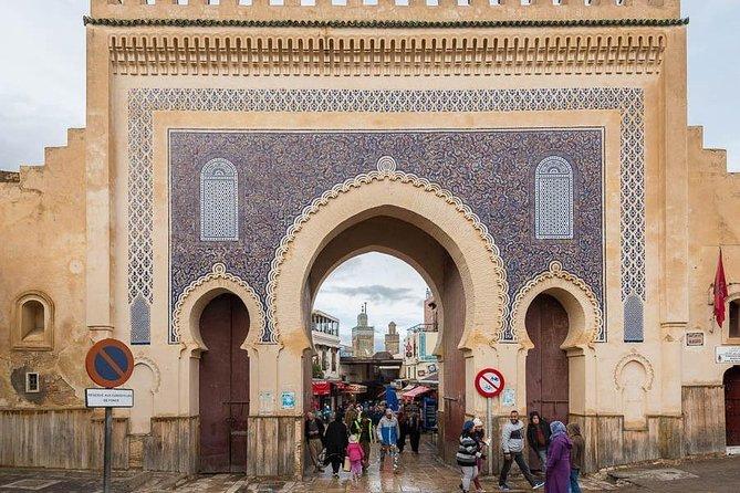 3 Días Circuito Al Desierto Via Fez Desde Marrakech