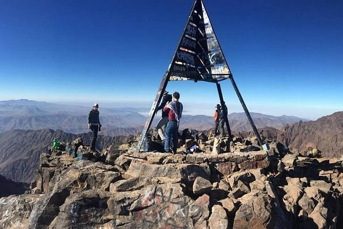 Toubkal Ascent 2 days trek in Atlas Mountains with best guides