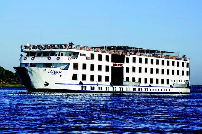 Movenpick Royal Lily Easter Nile Cruise