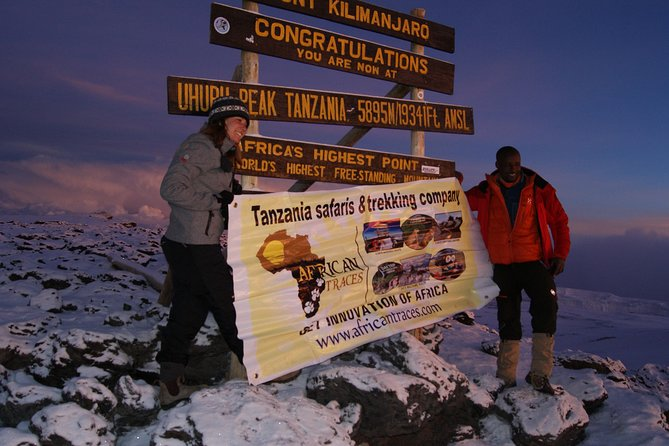 7 Days Climb Kilimanjaro via Machame Route