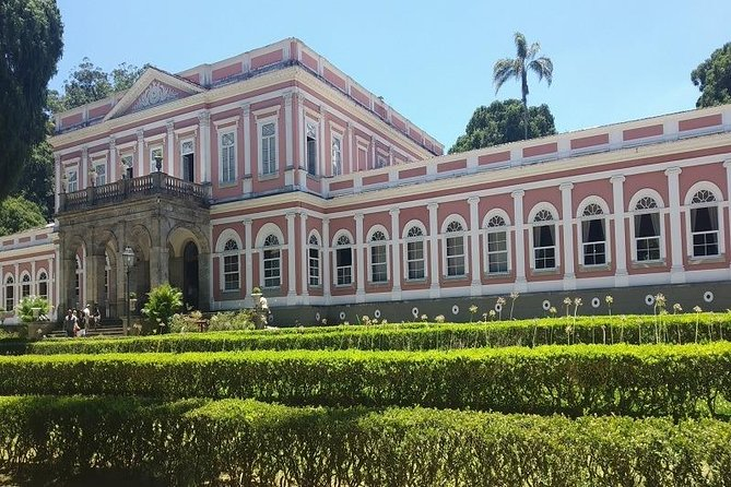 Petropolis: The Imperial City with Lunch