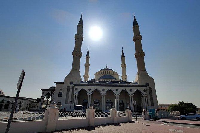 Dubai Premium Blue Mosque Visit & Old and Modern Dubai City Tour