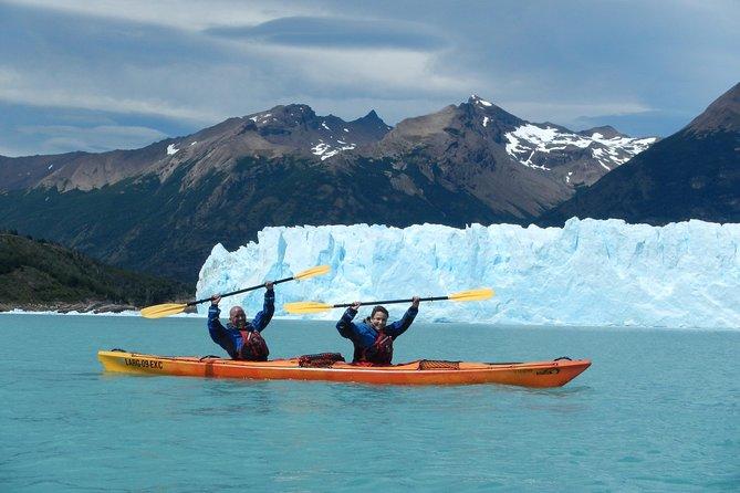 Kayak Experience on the Perito Moreno Glacier