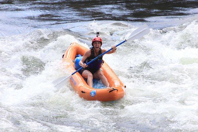Salmon River Thrill Seeker