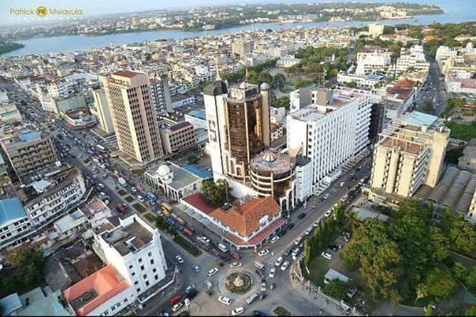 Mombasa Full-Day Guided City Tour
