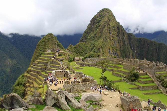 1-day excursion to the Machu Picchu Historic Sanctuary