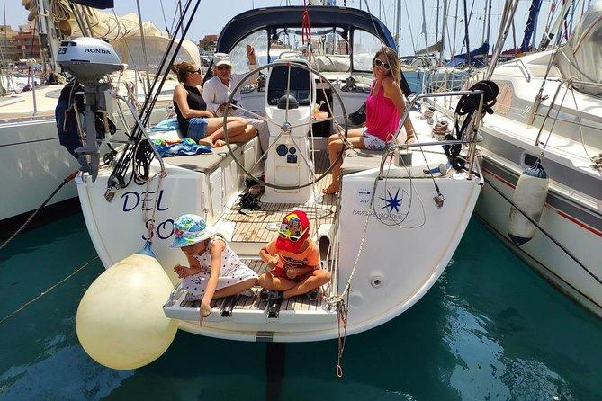 4 hours Sailboat Adventure on Tenerife