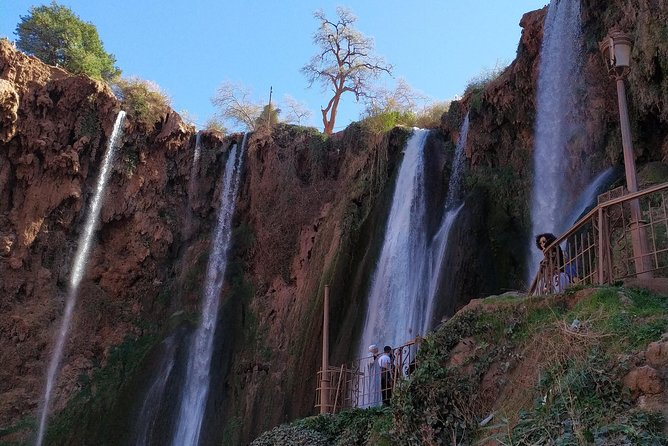 Fantastic Trip to Ouzoud waterfalls