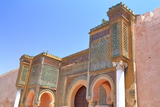 Imperial Cities Morocco from Marrakech