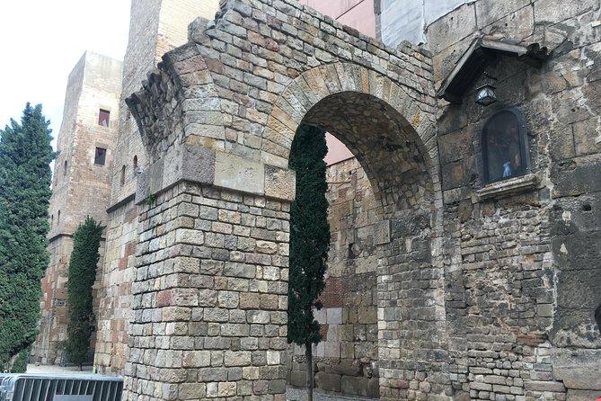 Private route through Roman Barcelona