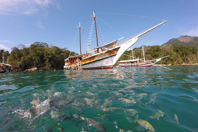 Angra dos Reis and Ilha Grande Boat Tour