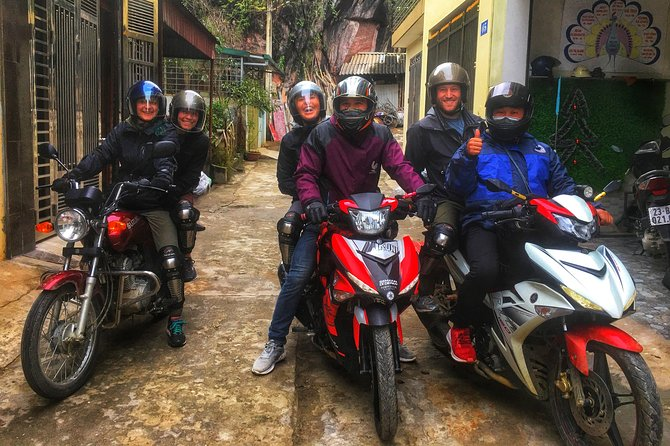 4 days discover Dong Van Karst Plateau Geopark by motorbikes