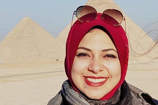 Full Day Tour Giza Pyramids, Sphinx, Egyptian Museum and Khan El Khalili Bazaar