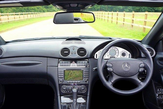 Rent A Private Cabriolet With A Local Driver For Any Activities In Prague