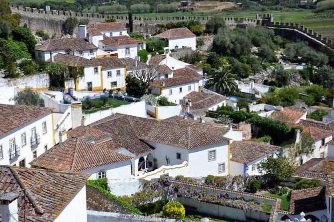Fullday Óbidos and Nazaré Private Tour