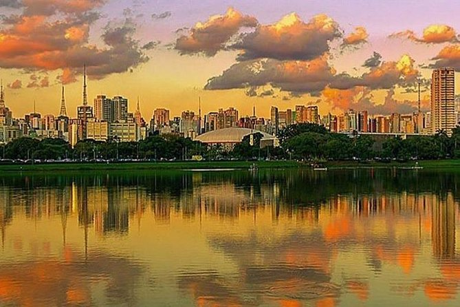 Personalized Layover São Paulo Day Tour Experience from Guarulhos Airport