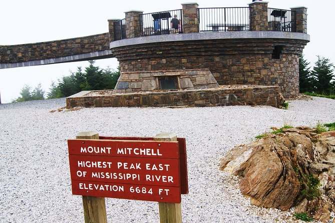 Private Tour Blue Ridge Parkway, Blowing Rock from Asheville