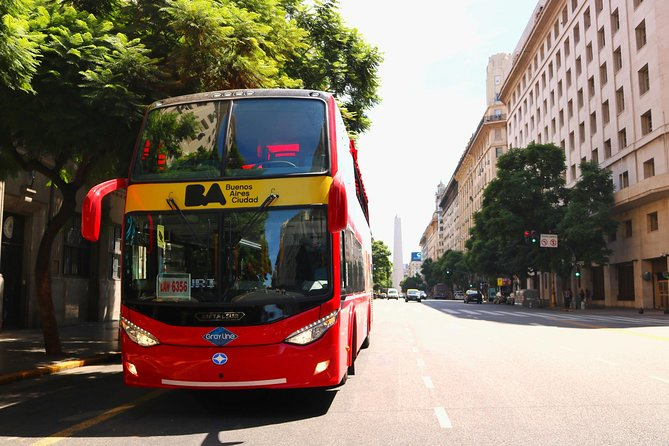 Buenos Aires CityBus - Hop On Hop Of