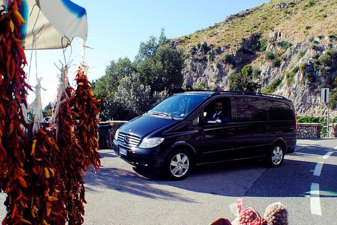 Private Full-Day Minivan Tour to Amalfi Coast from Positano