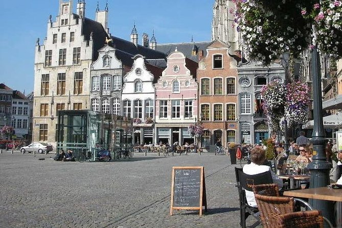 Private 6-hour Tour to Mechelen from Brussels with driver & guide (in Mechelen)