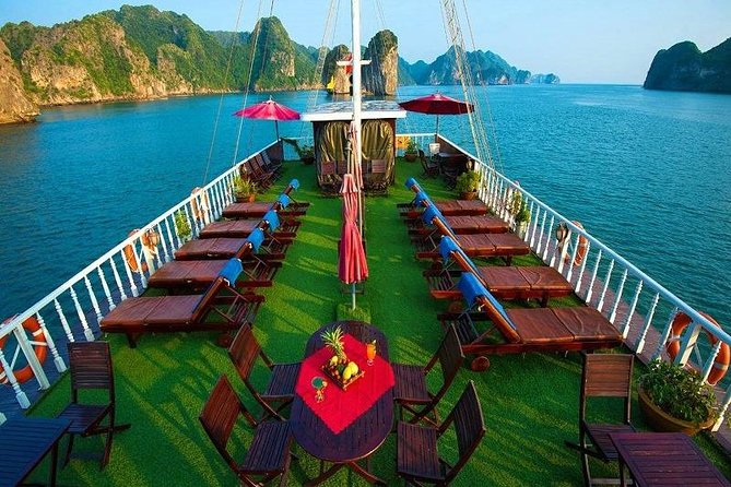 Halong Luxury Full Day Tour from Hanoi
