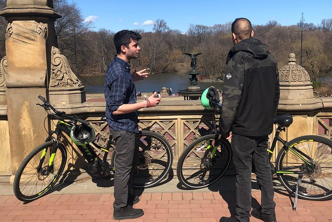 Central Park Highlights Guided Electric Bike Tour