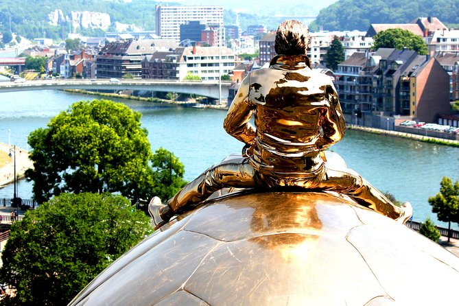 Private 8-hour Tour to Namur and Dinant from Brussels with Hotel Pick Up