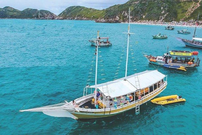 Boat Tour Arraial do Cabo: The Brazilian Caribbean